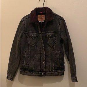 Levi's Sherpa Jacket Justin Timberlake colab